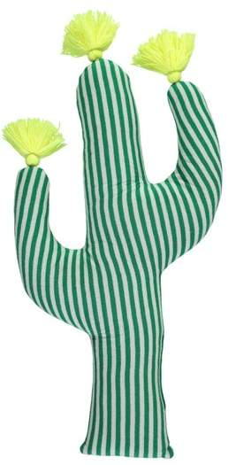 Meri Meri Knit Organic Cotton Cactus Cushion