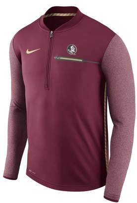Nike Men's Florida State Seminoles Coach Pullover