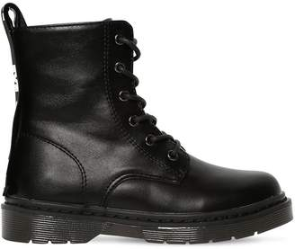 MSGM Faux Leather Boots