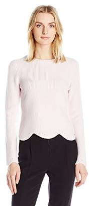 Ted Baker Women's Finda Scallop Edge Detailed Jumper