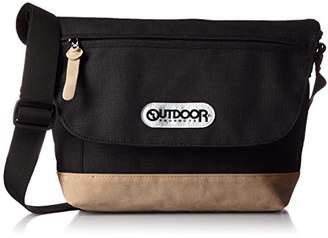 Outdoor Products (アウトドア プロダクツ) - [アウトドアプロダクツ] ショルダーバッグ クラシック ミニ 22409706 ブラック