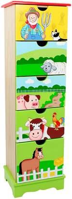 Fantasy Fields by Teamson Happy Farm 5 Drawer Cabinet