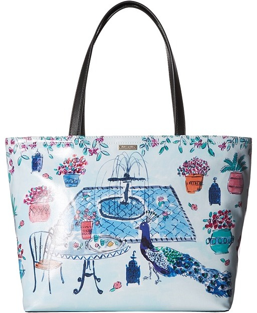 Kate Spade Kate Spade New York - Full Plume Garden Francis Handbags