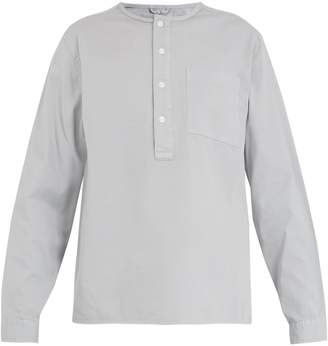 Saturdays NYC Pontus cotton shirt