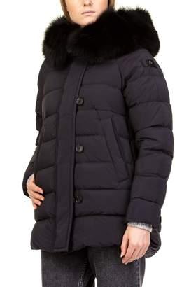 Peuterey Takan Fox Fur 01 Down Jacket