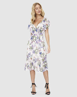 Cooper St Le Jardin Fitted Dress