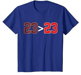 23 23 Basketball T-Shirt