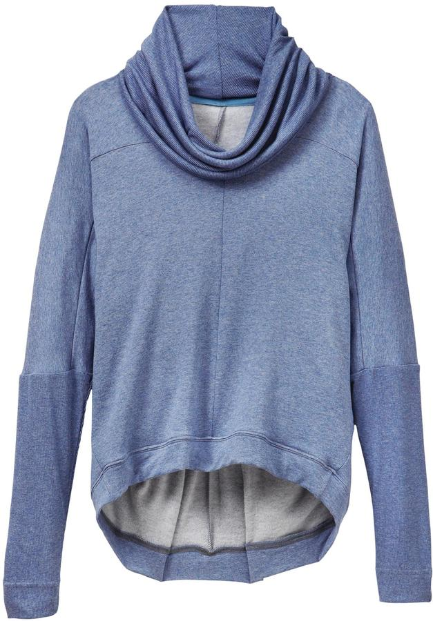 Pink Lotus Cocoon Pullover