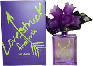 Vera Wang Women's Love Struck Floral Rush 3.4Oz Eau De Parfum Spray