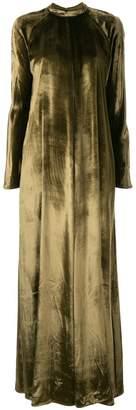 Layeur Barbara velvet dress