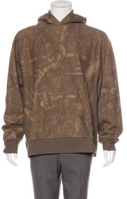 Yeezy Oversize Camouflage Pullover Hoodie w/ Tags