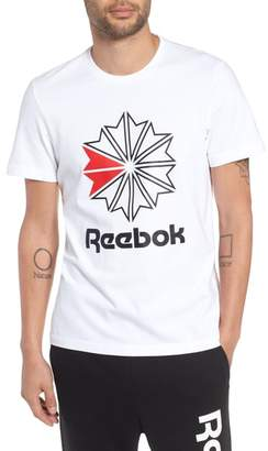 Reebok Logo Graphic T-Shirt