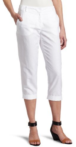 Kenneth Cole Women's Cropped Soft Pant