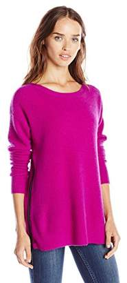 Design History Women's Cashmere Pullover Sweater $102.92 thestylecure.com