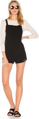 Wildfox Couture Sun Sand Sea Short Overall Romper $88 thestylecure.com