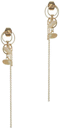 Zimmermann Chain & Citrine Earring