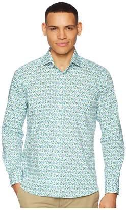 Etro Floral Button Down Shirt Men's Long Sleeve Button Up