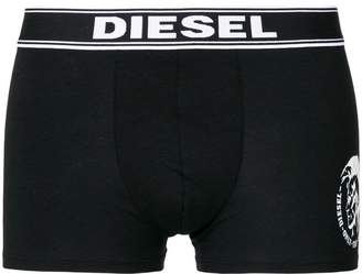 Diesel elasticated logo briefs
