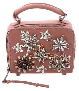 Rebecca Minkoff Embellished Box Crossbody Bag