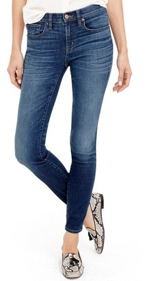 Women's J.crew Toothpick Jeans $125 thestylecure.com