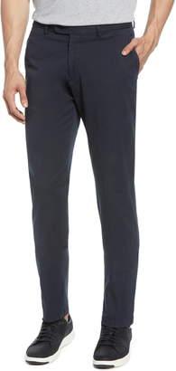 Bugatchi Slim Straight Leg Chino Pants