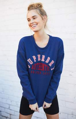 Superdry Urban Street Crew Neck Sweatshirt