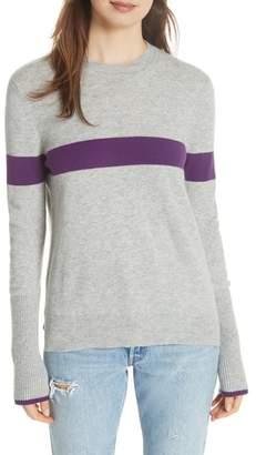 LA LIGNE Bold Stripe Cashmere Sweater