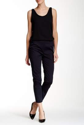 Lafayette 148 New York Side Zip Crop Pant
