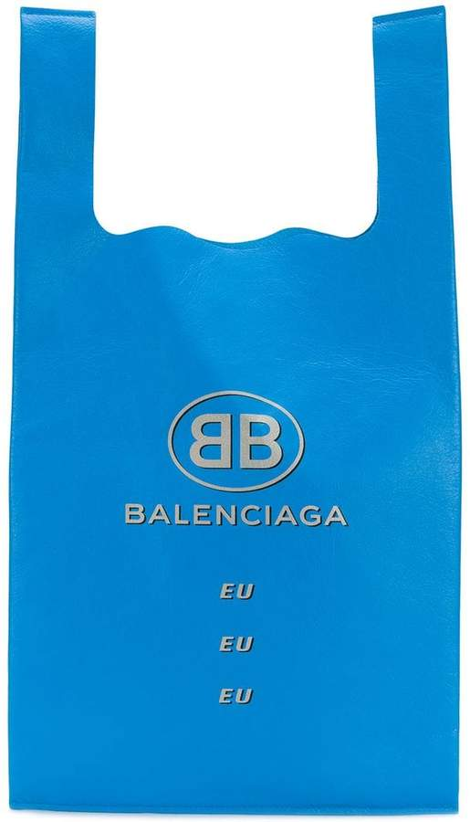 Balenciaga Bal medium supermarket shopper tote