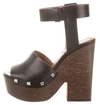 Givenchy Leather Sophia Sandals w/ Tags