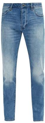 Neuw Lou Slim Leg Jeans - Mens - Light Blue