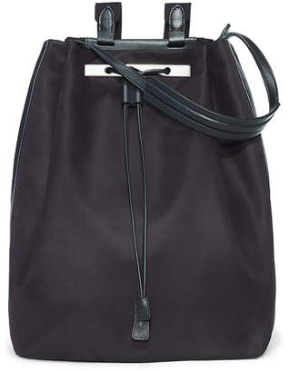 The Row Backpack 11 Nylon Bag, Black
