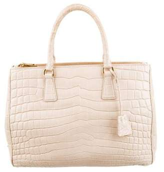a6fb9309cab6 Prada Crocodile Bags For Women - ShopStyle Australia
