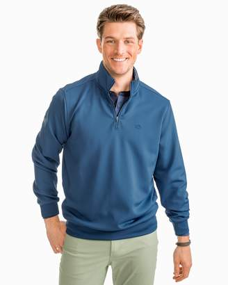 Southern Tide Riverbend Performance 1/4 Zip Pullover