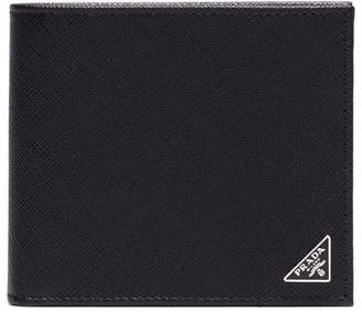 Prada Classic Logo Billfold Wallet