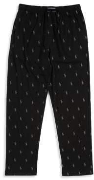 Polo Ralph Lauren Elasticized Cotton Pants