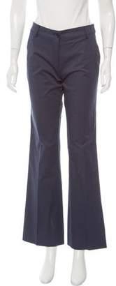 Etro Mid-Rise Wide-Leg Pants