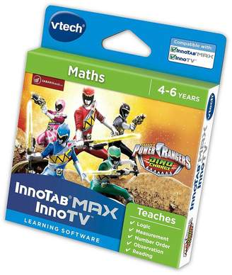 Vtech Innotab Software: Power Rangers