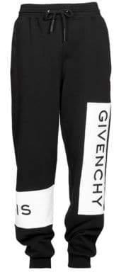 Givenchy New Logo Band Sweatpants