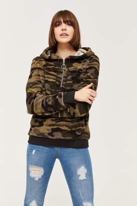 fac0b7793b60c Ardene Green Women's Sweatshirts - ShopStyle