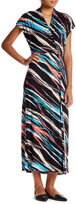 Kensie Striped Maxi Dress $98 thestylecure.com