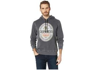 Lucky Brand Guinness Burnout Fleece Hooded Sweatshirt