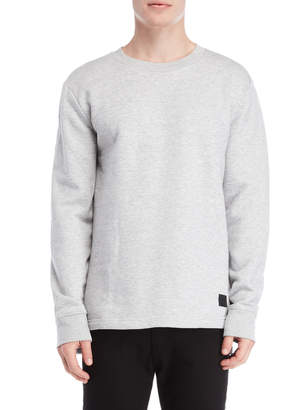 Cheap Monday Grey Melange Charge Sweatshirt