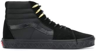 Vans Marvel SK8-Hi Black Panther sneakers