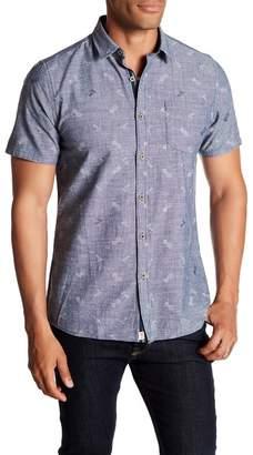 Micros Pineapple Printed Shirt