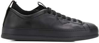 Ermenegildo Zegna low top lace up sneakers