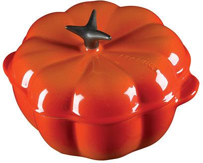 Flame Petite Pumpkin Covered Casserole