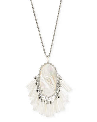 Kendra Scott Betsy Long Pendant Necklace