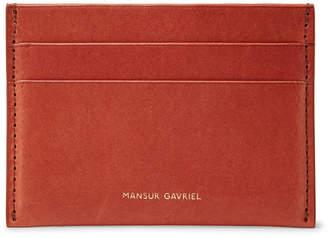 Mansur Gavriel Leather Cardholder