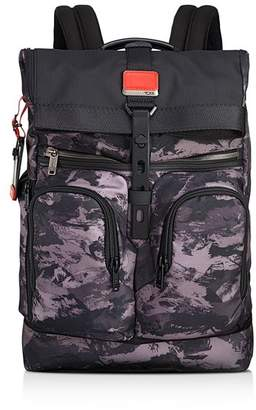 Tumi Alpha Bravo London Roll-Top Backpack